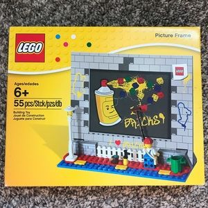NWT - Lego Picture Frame
